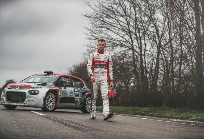 WRC2 Portogallo: le dichiarazioni del team Citroën pre-gara - Foto 1 di 1