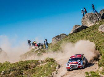 WRC Portogallo 2018: ottimo risultato per la C3 R5