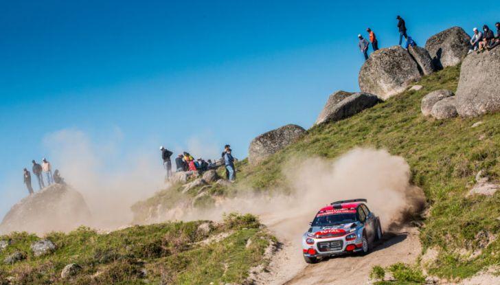 WRC Portogallo 2018: ottimo risultato per la C3 R5 - Foto 1 di 2