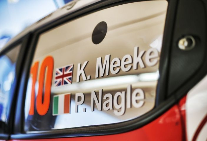 WRC 2018 Portogallo: le tre Citroën C3 pronte allo Shakedown - Foto 3 di 5