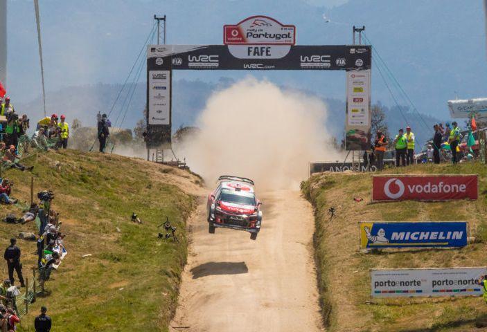 WRC Portogallo 2018: il bilancio del team Citroën - Foto 1 di 1