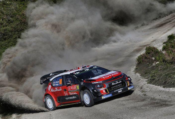 WRC Portogallo 2018 – Giorno 2: il team Citroën vicino alla TOP 5 - Foto 2 di 4