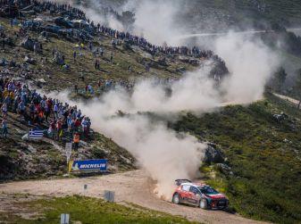 WRC Portogallo 2018 – Giorno 2: il team Citroën vicino alla TOP 5