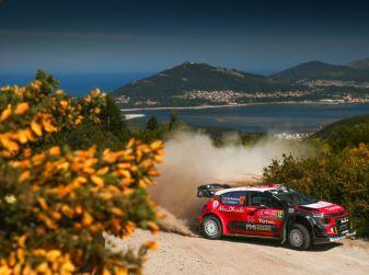 WRC Portogallo 2018 – Giorno 1: vicende alterne per Citroën