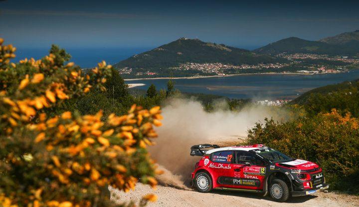WRC Portogallo 2018 – Giorno 1: vicende alterne per Citroën - Foto 1 di 4