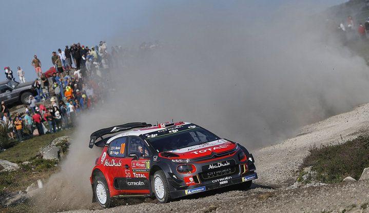 WRC Portogallo 2018 – Giorno 1: vicende alterne per Citroën - Foto 4 di 4