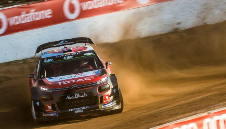 WRC Portogallo 2018 – Giorno 1: vicende alterne per Citroën - Foto 2 di 4