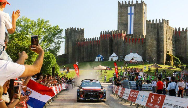 WRC Portogallo 2018 – Giorno 1: vicende alterne per Citroën - Foto 3 di 4