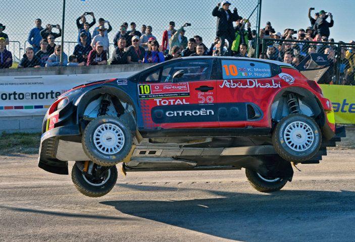 WRC Portogallo 2018 – uno shakedown utile per il team Citroën - Foto 1 di 1