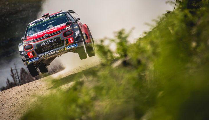 WRC Portogallo Giorno 3: sesto e settimo posto per due C3 WRC - Foto 2 di 5
