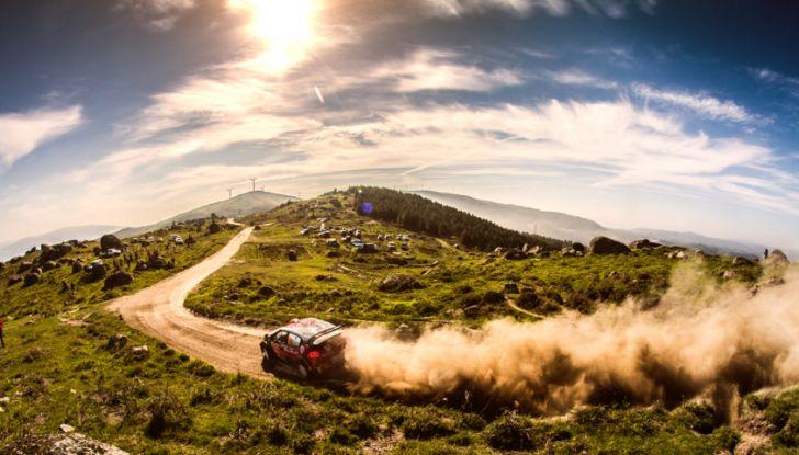 WRC Portogallo Giorno 3: sesto e settimo posto per due C3 WRC - Foto 3 di 5