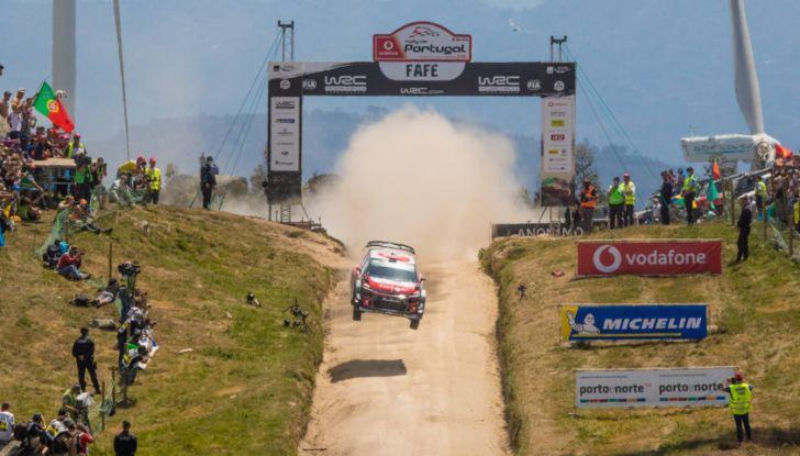 WRC Portogallo Giorno 3: sesto e settimo posto per due C3 WRC - Foto 4 di 5