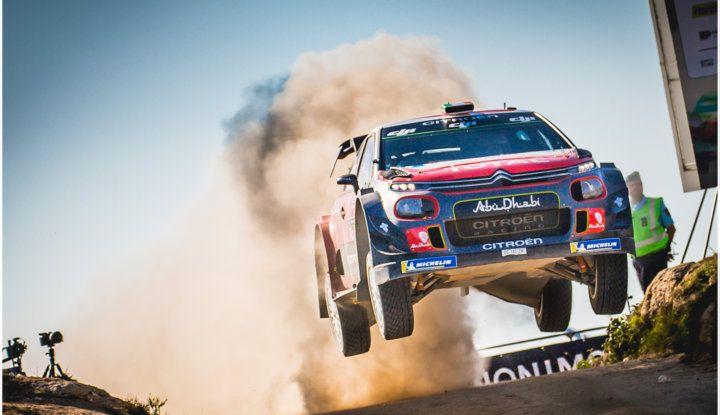 WRC Portogallo Giorno 3: sesto e settimo posto per due C3 WRC - Foto 5 di 5