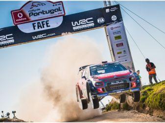 WRC Portogallo Giorno 3: sesto e settimo posto per due C3 WRC
