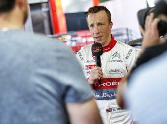 WRC Portogallo 2018: i piloti Citroën al termine dello shakedown