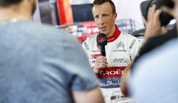 WRC Portogallo 2018: i piloti Citroën al termine dello shakedown - Foto 1 di 3
