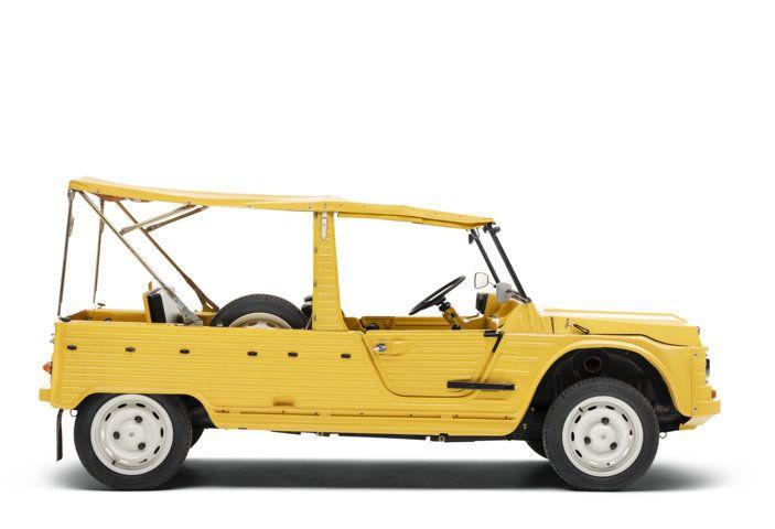 Citroën Mehari: Maggio 1968 all'origine di un mito… - Foto 1 di 1