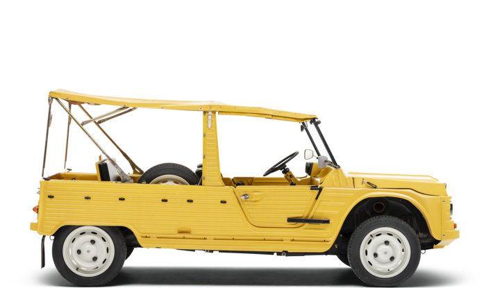 Citroën Mehari: Maggio 1968 all'origine di un mito… - Foto  di