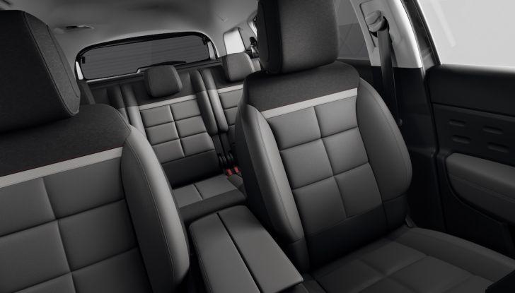 Citroen C5 Aircross: debuttano ibrido plug-in e sospensioni idrauliche - Foto 12 di 16
