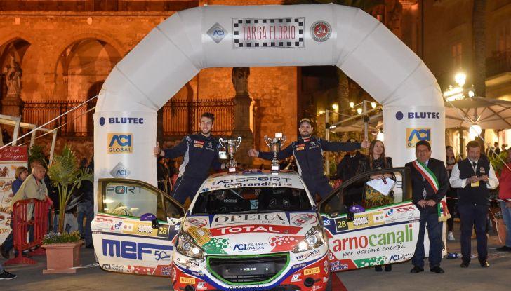 Peugeot Competition TOP 208 – Al Targa Florio vince Ciuffi - Foto 4 di 8