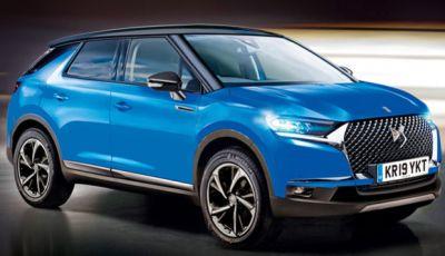 DS 3 Crossback elettrica, la prima 100% EV del marchio francese