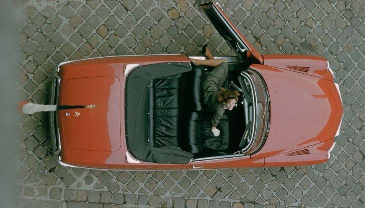 Una DS19 Cabriolet a Hollywood - Foto 2 di 5