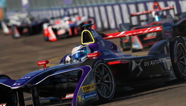 DS Virgin Racing – le dichiarazioni dei protagonisti all'E-Prix di Berlino - Foto 1 di 4