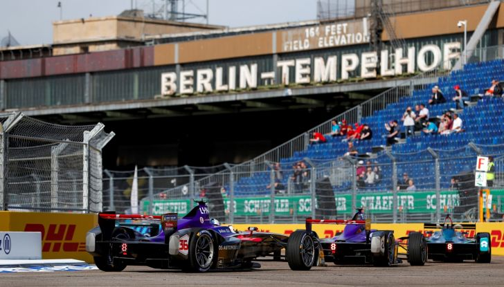 DS Virgin Racing – le dichiarazioni dei protagonisti all'E-Prix di Berlino - Foto 4 di 4