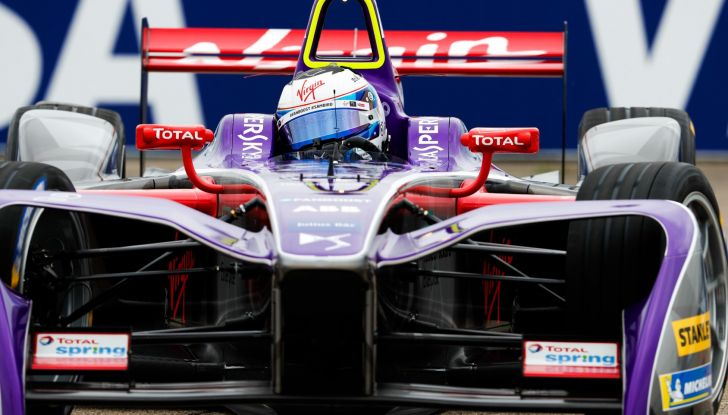 DS Virgin Racing – risultati e classifica E-Prix di Berlino - Foto 2 di 3