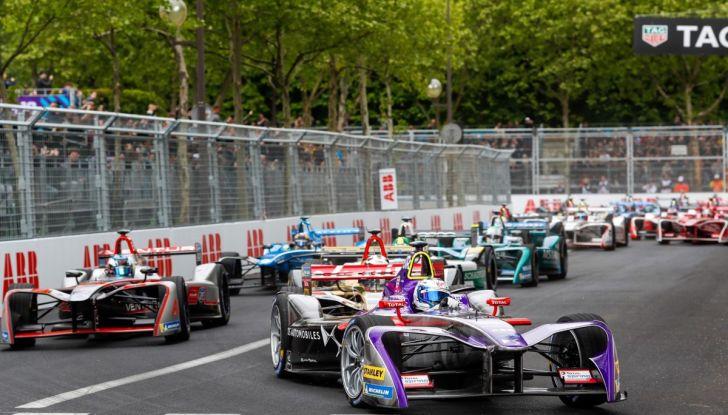 A Berlino, DS Virgin Racing in corsa per il Titolo - Foto  di