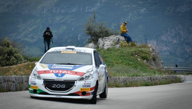 Peugeot sul secondo gradino del podio al Targa Florio 2018 - Foto 4 di 6
