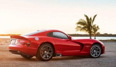 Dodge Viper 2020 con nuovo motore V8 nei piani di FCA