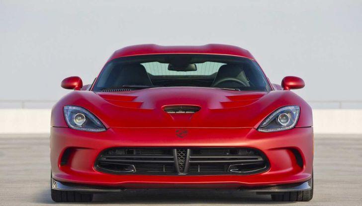 Dodge Viper 2020 con nuovo motore V8 nei piani di FCA - Foto 7 di 7
