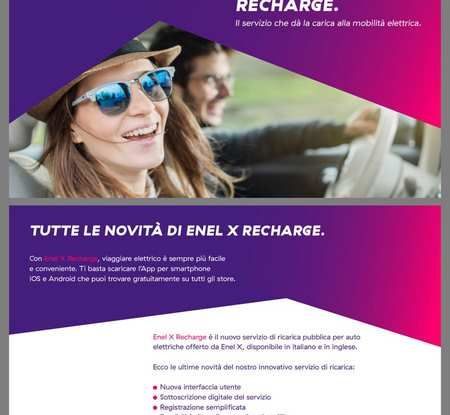 Enel passa da e-go ad Enel X con tariffe promo più care delle precedenti per le Fast - Foto 4 di 9