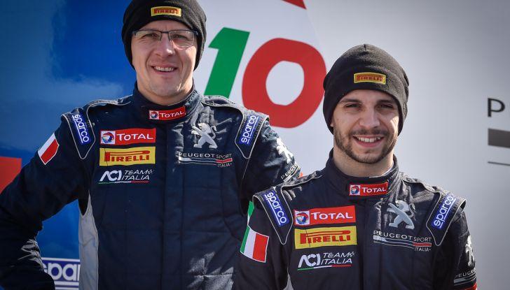 """Damiano De Tommaso (Peugeot 208 R2B ufficiale) è """"carico"""" per il Targa Florio - Foto 2 di 2"""