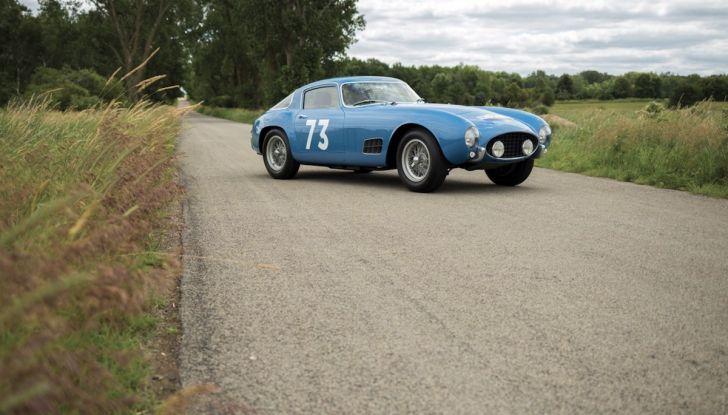 Ferrari 250 GT Tour de France all'asta da 9 milioni di Euro - Foto 14 di 15