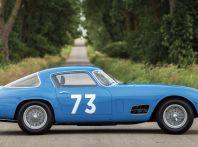 Ferrari 250 GT Tour de France all'asta da 9 milioni di Euro