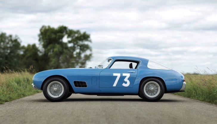 Ferrari 250 GT Tour de France all'asta da 9 milioni di Euro - Foto 9 di 15