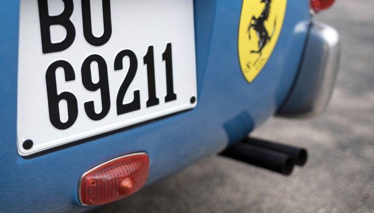 Ferrari 250 GT Tour de France all'asta da 9 milioni di Euro - Foto 10 di 15