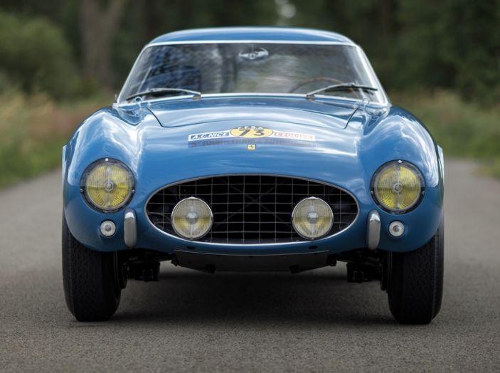 Ferrari 250 GT Tour de France all'asta da 9 milioni di Euro - Foto 1 di 15