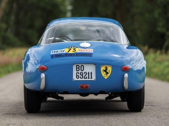 Ferrari 250 GT Tour de France all'asta da 9 milioni di Euro - Foto 4 di 15