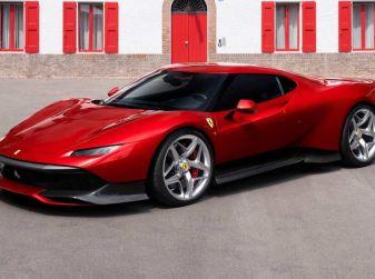 Ferrari SP38, one-off su meccanica 488 GTB