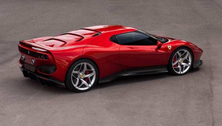 Ferrari SP38, one-off su meccanica 488 GTB - Foto 2 di 5