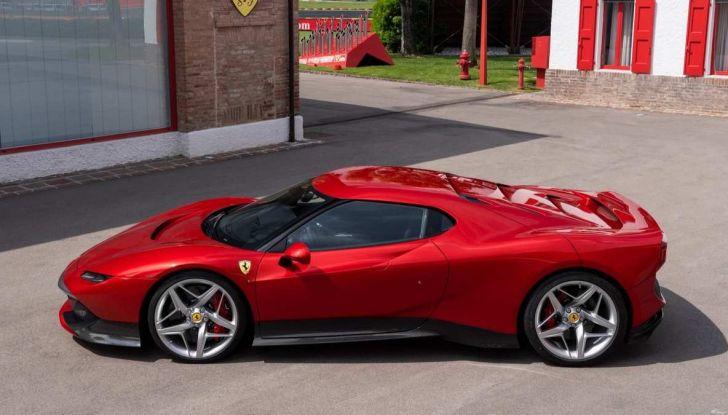 Ferrari SP38, one-off su meccanica 488 GTB - Foto 5 di 5