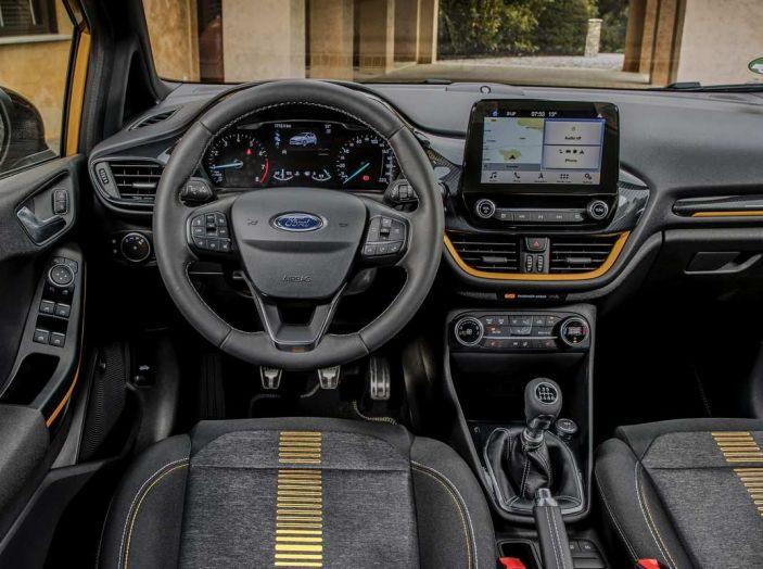 Ford Fiesta Active 2018, la compatta in versione crossover urbano - Foto 9 di 13