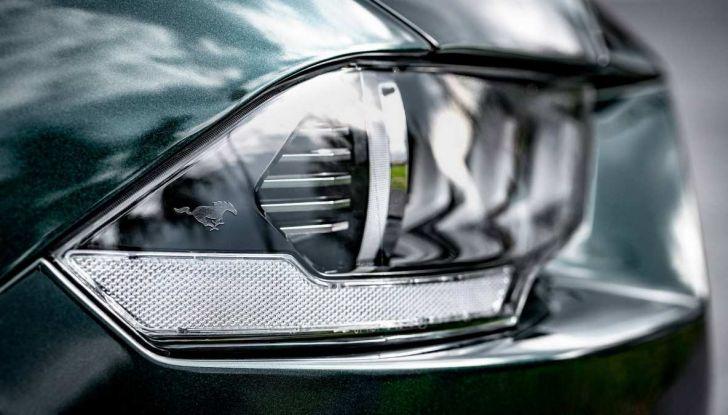 Ford Mustang Bullitt, 57.400 euro e 68 esemplari per l'Italia - Foto 5 di 18