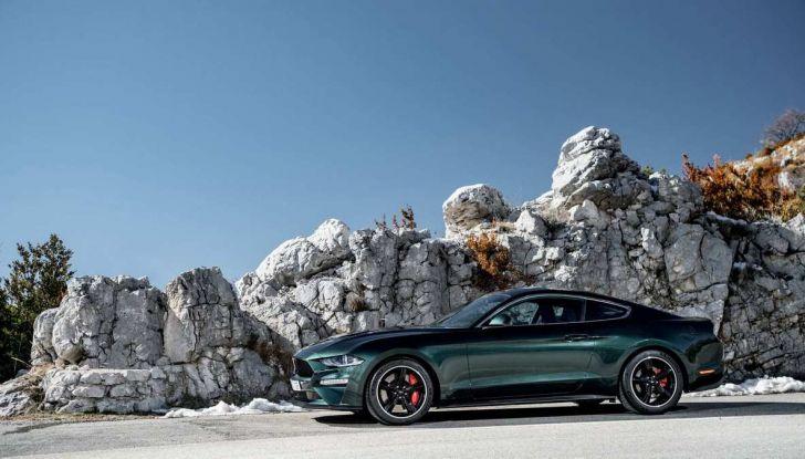 Ford Mustang Bullitt, 57.400 euro e 68 esemplari per l'Italia - Foto 14 di 18