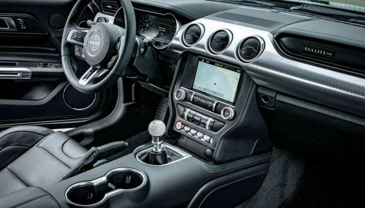 Ford Mustang Bullitt, 57.400 euro e 68 esemplari per l'Italia - Foto 17 di 18