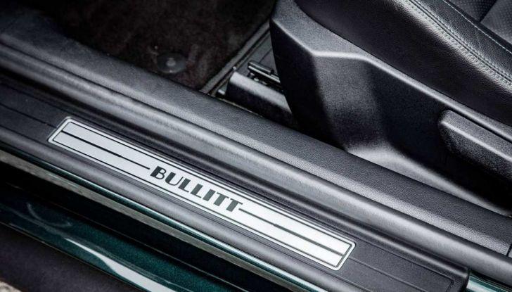 Ford Mustang Bullitt, 57.400 euro e 68 esemplari per l'Italia - Foto 9 di 18