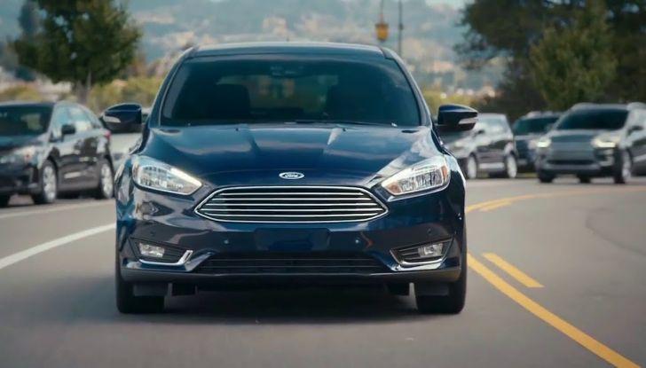 Ford, Walmart e Postmates: veicoli a guida autonoma per le consegne a domicilio - Foto 3 di 10
